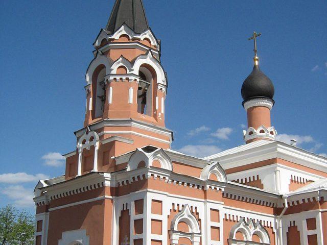 Восхождение на Санкт-Петербургскую и Тверскую кафедру