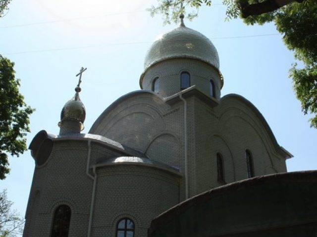 Архипастырская поездка по Украине