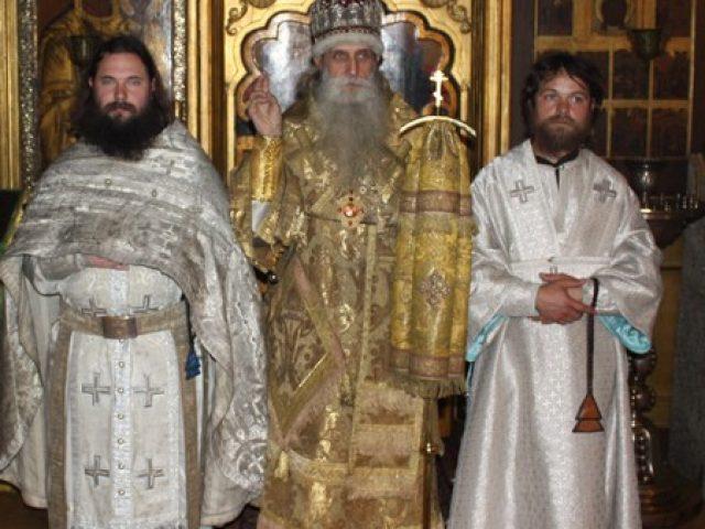 Рукоположение священннослужителей в Уральскую епархию