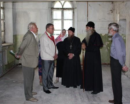 Архипастырская поездка по Ярославской и Костромской епархии