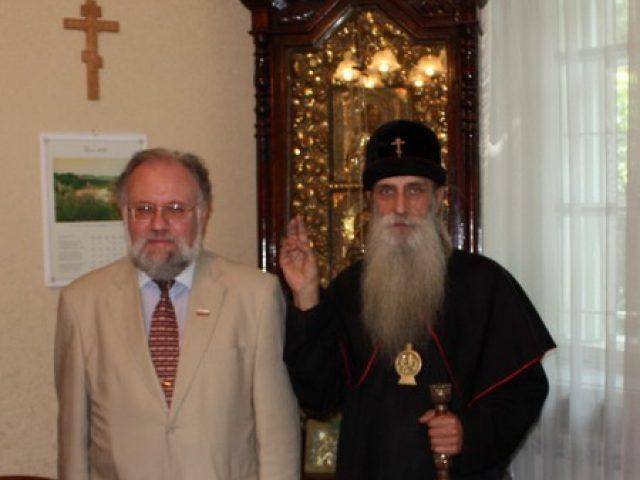 Председатель Центризбиркома России посетил Рогожскую слободу