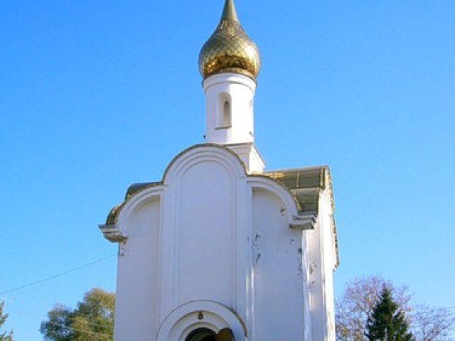 Крестный ход Верея - Боровск