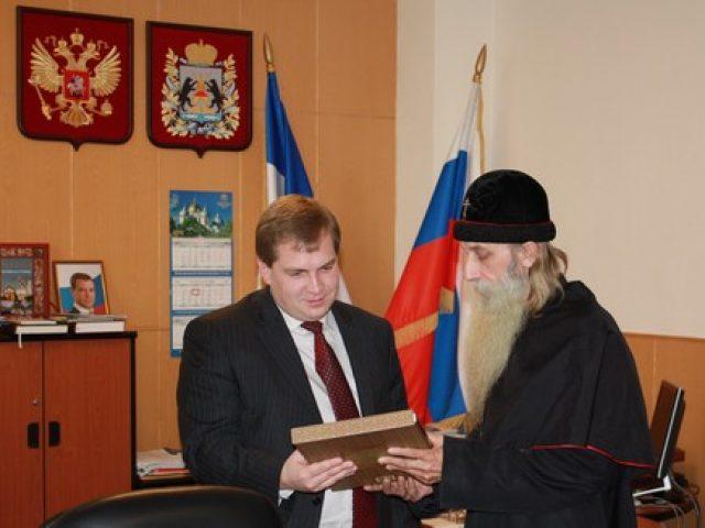 Архипастырский визит в Великий Новгород