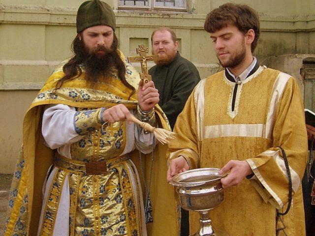 Юбилей служения настоятеля храма г. Рязани