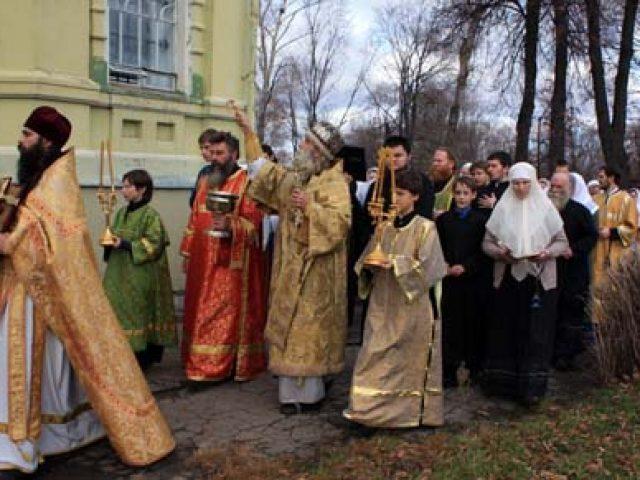 Столетие основания отметил храм Рязанской старообрядческой общины