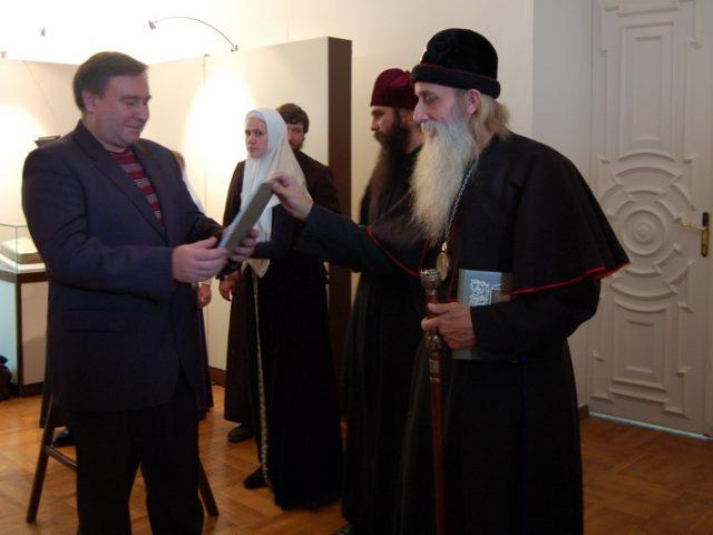 Выставка «Русское старообрядчество» в Рязанском Кремле