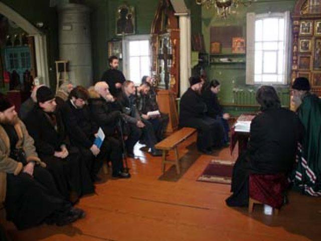 В с. Стрельникове прошел епархиальный съезд Ярославско-Костромской епархии