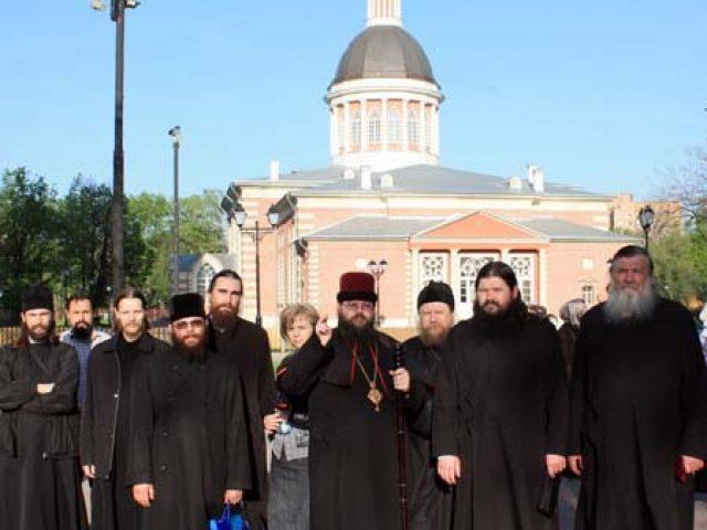 Завершилось пребывание в Москве делегации Белокриницкой Митрополии