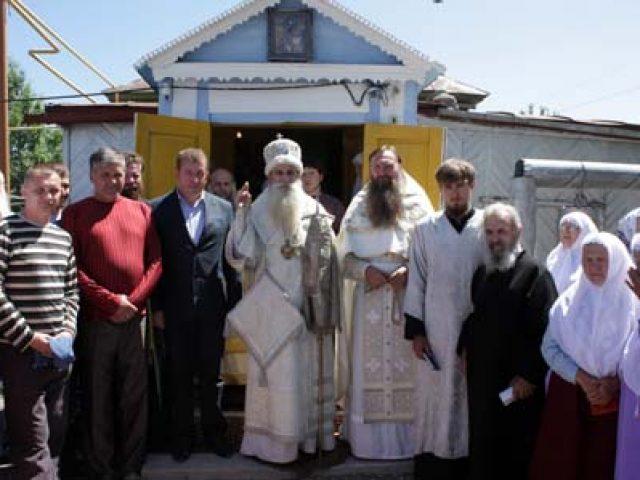 Архипастырское посещение приходов Донской и Кавказской епархии