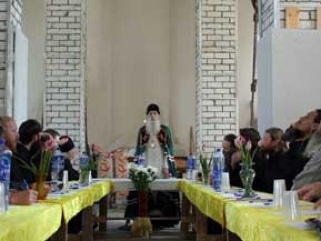 Архипастырское посещение Нижегородской и Владимирской епархии