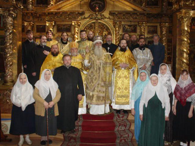 Престольный праздник в Нижнем Новгороде