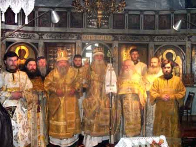 Митрополит Корнилий с краткосрочным визитом посетил Кишинев