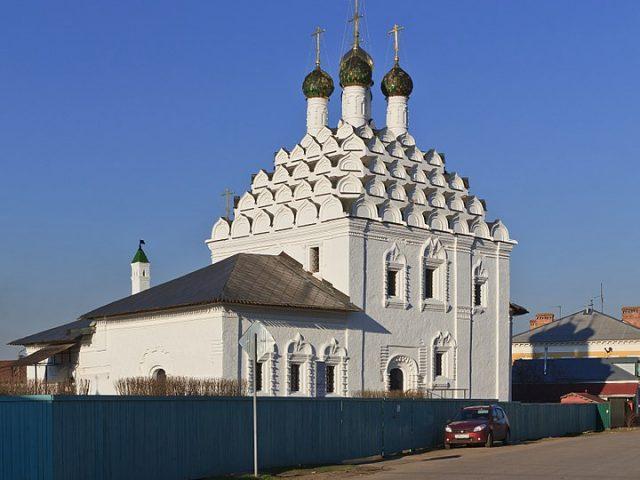 Торжественное богослужение, посвященное памяти епископа Павла Коломенскаго
