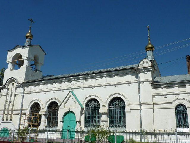 Столетие храма в Ростове-на-Дону