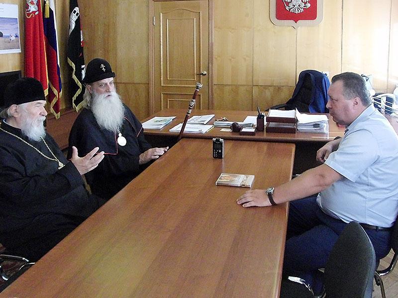 Встреча в Орехово-Зуеве