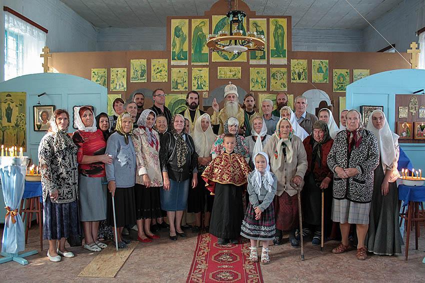 Визит предстоятеля Церкви в Крым
