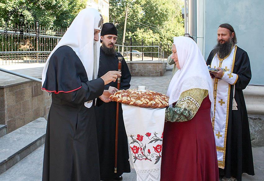 Торжества по случаю 500-летия преставления блаженного Лаврентия, калужского чудотворца