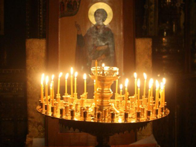 Ночное богослужение под 1 января