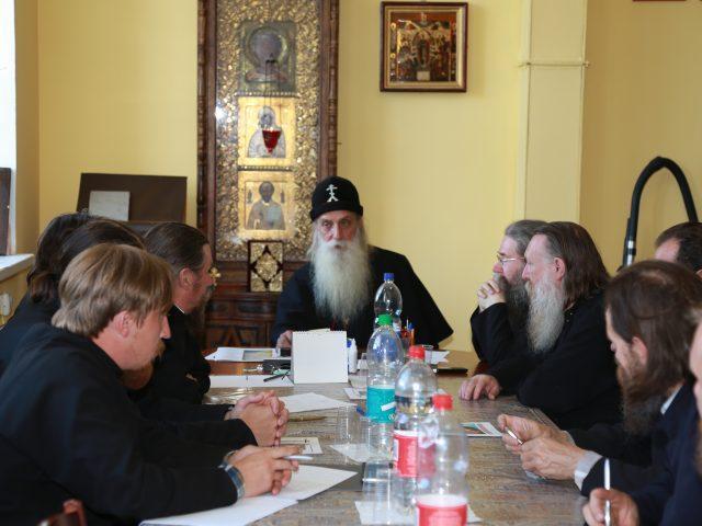 В Перми митрополита Корнилия встретило все духовенство Уральской епархии