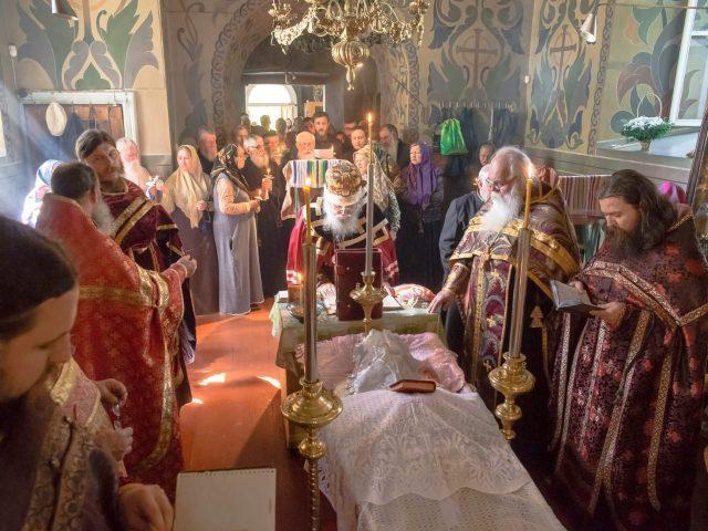 Преставился ко Господу старейший протоиерей Русской Православной Старообрядческой Церкви