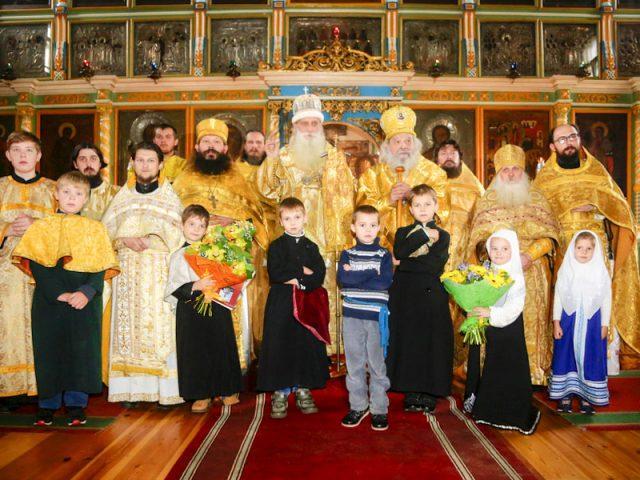 Нового протоиерея чествовали в старообрядческих Гуслицах — службу возглавили митрополит и епископ