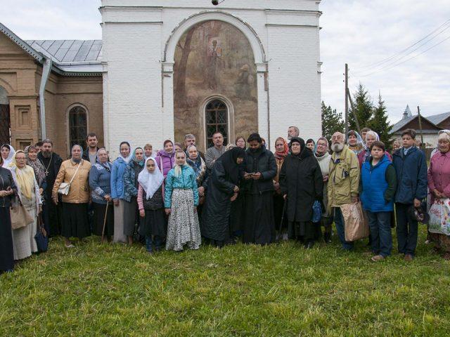 Николо-Улейминский монастырь принимает гостей