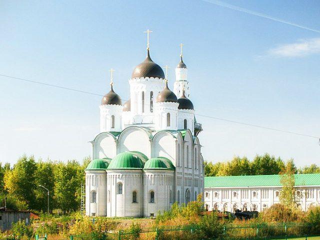 В Барнауле готовится освящение храма в честь Покрова Богородицы