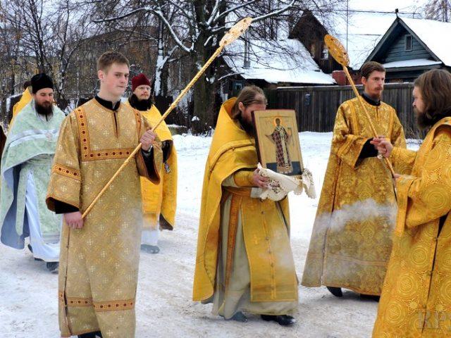 Торжественные богослужения на память святителя Иоанна Златоуста