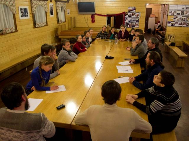Зимняя образовательная смена во Ржеве 2015–2016