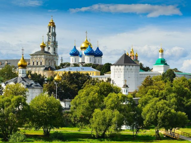 Паломническая поездка в Сергиев Посад