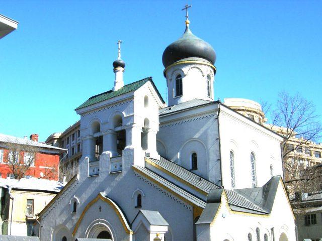 Москва, Остоженская община