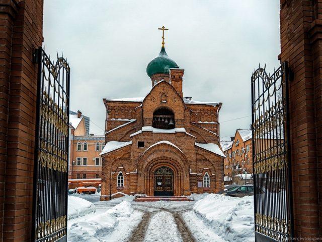 Казань, храм