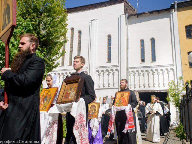 Санкт-Петербург, Лиговская община