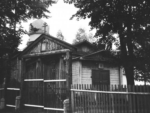 Старообрядческое селение Шувое