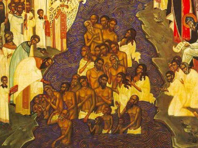 Православные христиане молитвенно отмечают 1030-летие принятия христианства на Руси