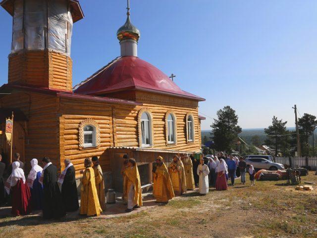 Храм во имя свщмч. Аввакума освящен в Ивделе