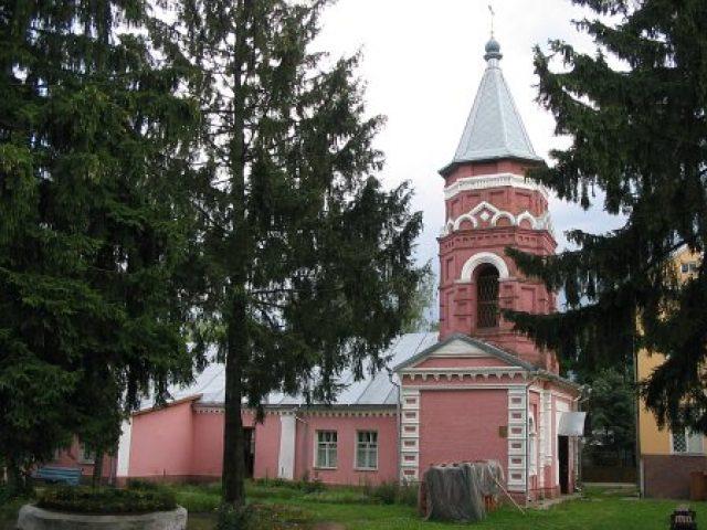 Спустя 11 лет: престольный праздник в Гомеле встретили архиерейской литургией