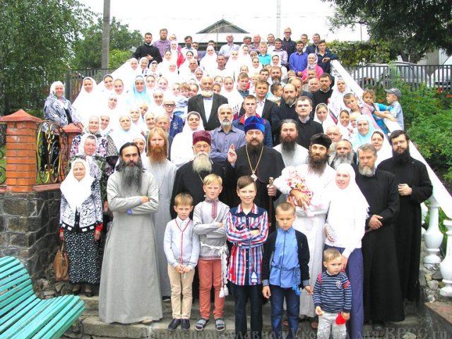 Престольный праздник Успения Пресвятой Богородицы в с. Петраши