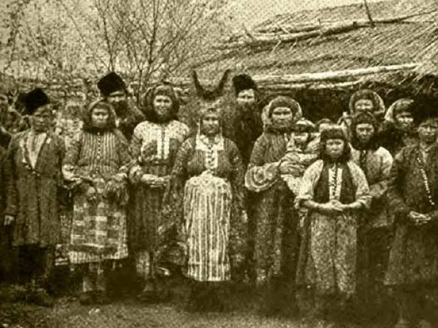 Некрасовцыв России, Крымском ханстве, Украине, Румынии и Турции