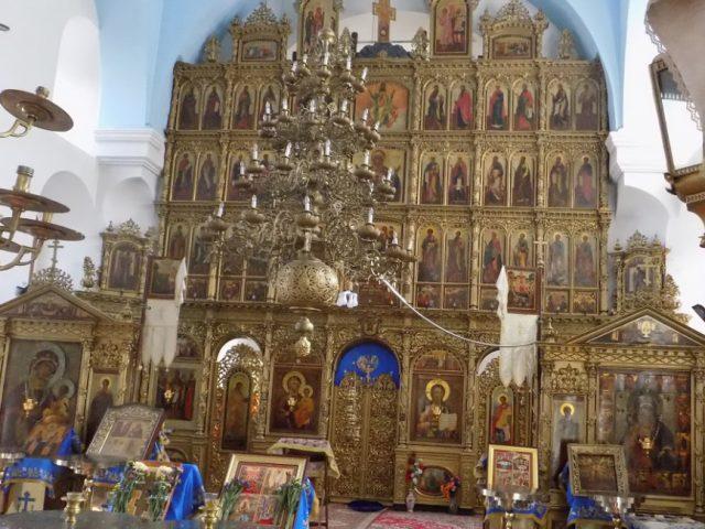 История и иконография старообрядческой церкви г. Яссы (Румыния)