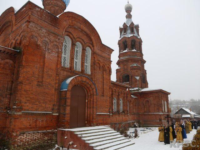 Престольный праздник в Боровске