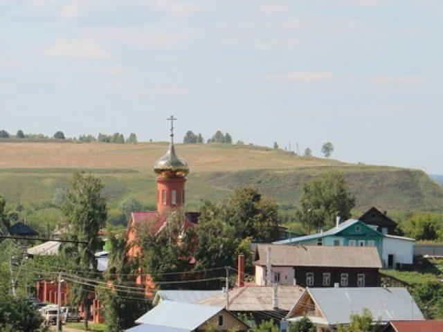 Состоялось освящение храма в Лыскове