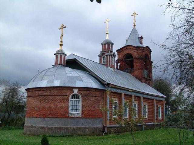 Торжества, посвященные двухсотлетию храма в д. Тураево
