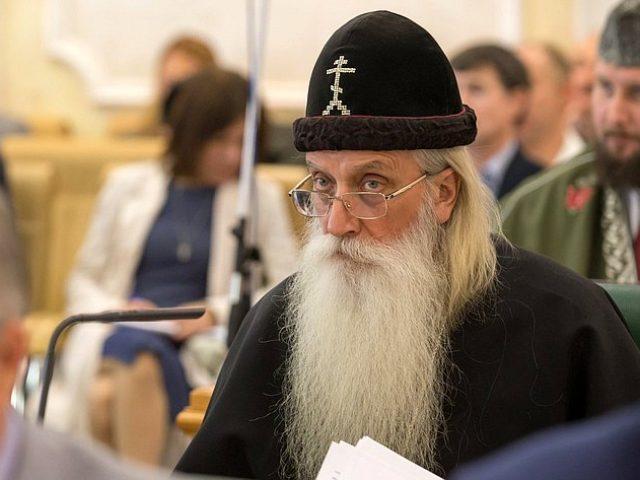 «Актуальные вопросы развития религиозного образования в Российской Федерации». Выступление в Совете Федерации