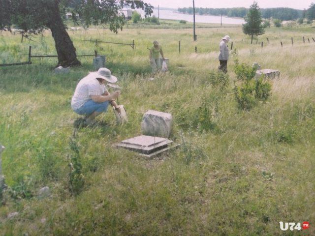 В Миассе восстановят старообрядческое кладбище