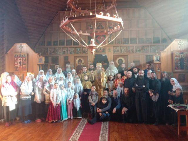 Престольный праздник в Новокузнецке