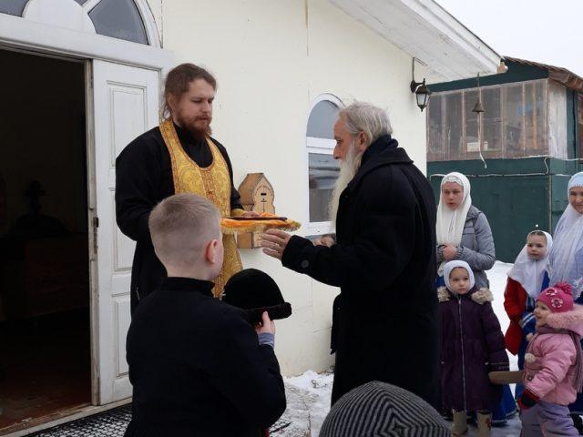 Митрополит Корнилий прибыл в Киров