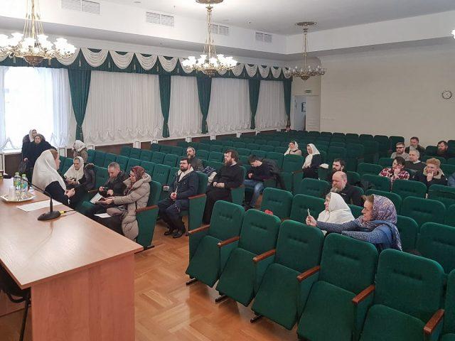 Встречи старообрядцев Москвы станут регулярными