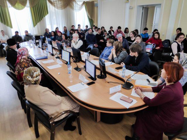 Семинар, посвященный теме старообрядчества, прошел в Барнауле