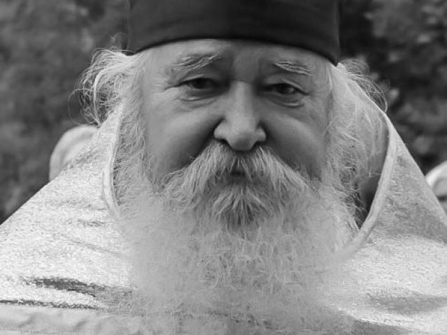 Упокоился протоиерей Димитрий Шмаков